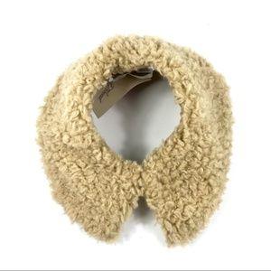Faux Sherpa Collar Scarf [Universal Thread]